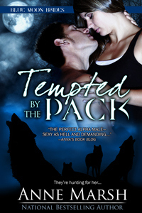 Tempted By the Pack Book Cover